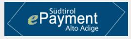 Paymente Alto Adige